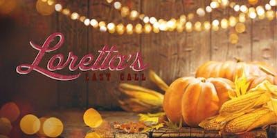 Night Before Thanksgiving Bash at Loretta's Last Call
