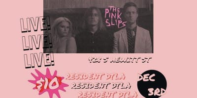 My Friend Goo Presents The Pink Slips