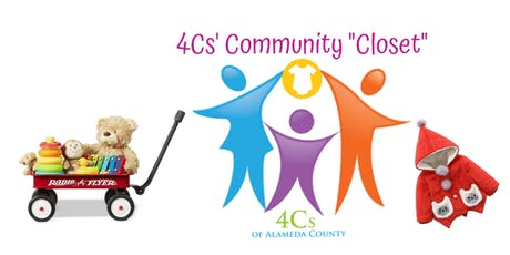4Cs of Alameda County Toy and Warm Coat Giveaway tickets