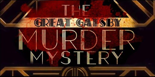 Great Gatsby Murder Mystery Party