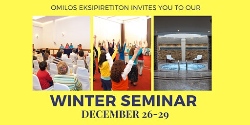 Winter Retreat - A new way of thought and action