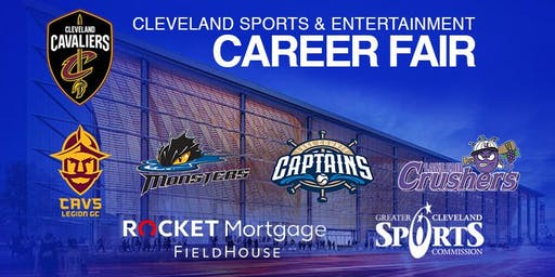 Cleveland Sports & Entertainment Career Fair with the Cleveland Cavaliers