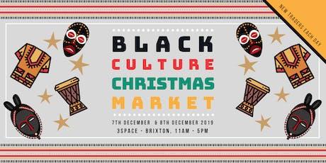 Black Culture Christmas Market tickets
