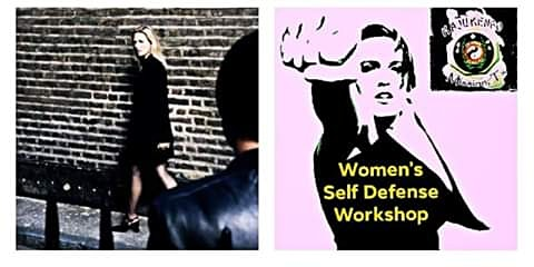 Free Women's Self Defense Workshop
