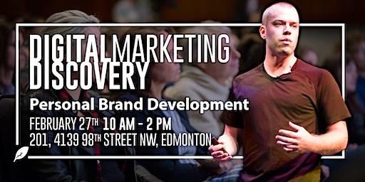 Digital Marketing Discovery - Personal Brand