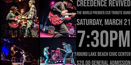 Creedence Revived tickets