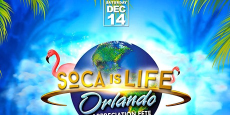 TEAM SOCA THANK YOU EVENT - SOCA IS LIFE - ORLANDO  tickets