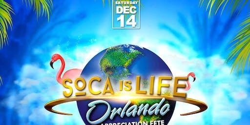 TEAM SOCA THANK YOU EVENT - SOCA IS LIFE - ORLANDO