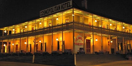 11pm Ghost Hunting Tour, Price is per-person tickets