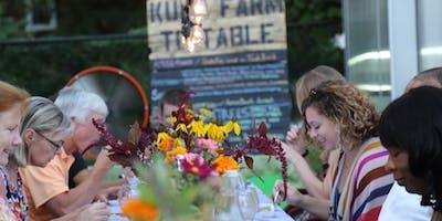 Interfaith Neighbors Farm to Table Dinner featuring Chef Sami Saab