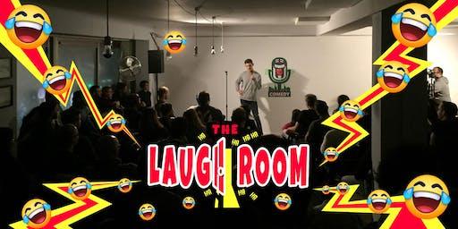Laugh Room - English Comedy Open-Mic