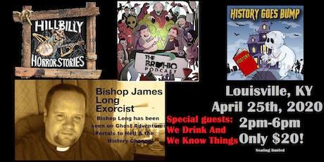 The Hillbilly Horror Stories & Friends Veterans Tour: Live in Louisville tickets