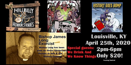 The Hillbilly Horror Stories & Friends Veterans Tour: Live in Louisville tickets