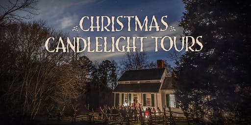 Christmas Candlelight Tours 2019