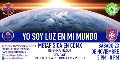 PRESENCIA «YO SOY» Metafísica en CDMX