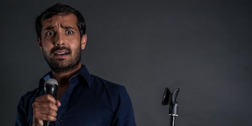 Crickets Comedy Club Winnipeg presents Noor Kidwai feat. Alex Brovedani