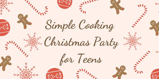 Simple Cooking Christmas Party