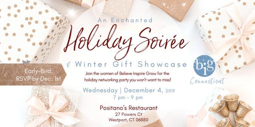 Enchanted Holiday Soirée | Winter Gift Showcase with B.I.G.