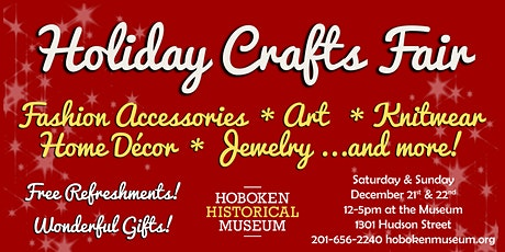Holiday Crafts Fair at the Museum! tickets