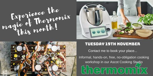 A Taste of Thermomix