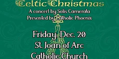 A Sacred Celtic Christmas tickets