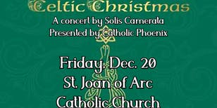 A Sacred Celtic Christmas