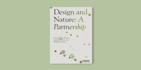 Design and Nature: A Partnership Book Launch tickets