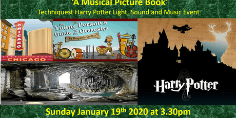 Wrexham Symphony Orchestra - A Harry Potter Experience tickets