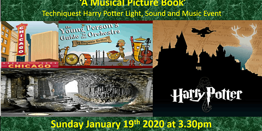 Wrexham Symphony Orchestra - A Harry Potter Experience