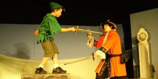 Peter Pan Child and Seniors