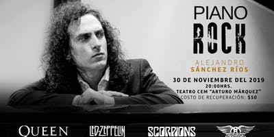 Concierto Piano Rock