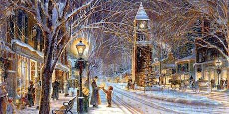 Niagara-on-the-Lake Historic Christmas Walk & Wine Tour tickets