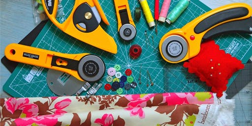 Basic Quilting: Let's Quilt Together