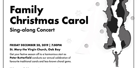 Family Christmas Carol Sing-Along tickets