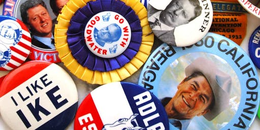 * Political & Pop Culture Memorabilia Show & Sale