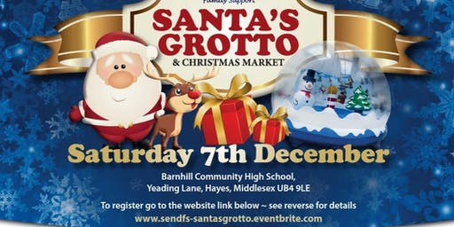 SEND Family Support - Santa's Grotto & Christmas Market