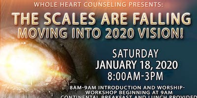 The Scales are Falling:Moving into 2020 Vision
