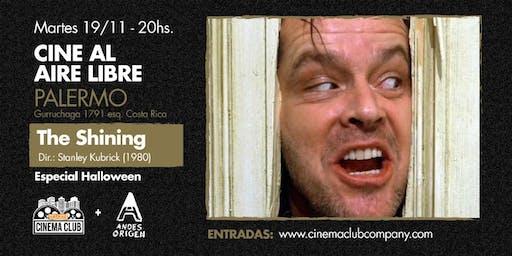 Cine al Aire Libre: EL RESPLANDOR (1980) -  Martes 19/11
