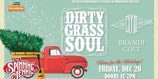 Country Holiday Celebration - Dirty Grass Soul / Justin Clyde Williams