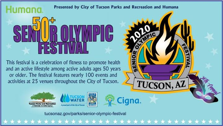 Mt Lemmon Special Events 2020.Senior Olympic Festival Tickets Mon Jan 6 2020 At 7 00 Pm