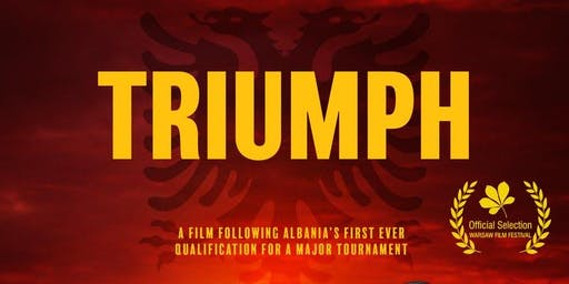 "Special Private Screening of ""Triumph"" at Harvard University"