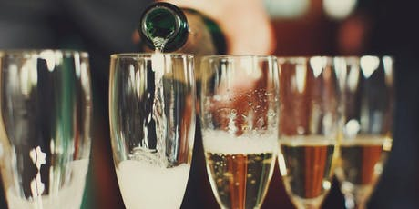 """No Pagne, No Gain"" Champagne Dinner tickets"