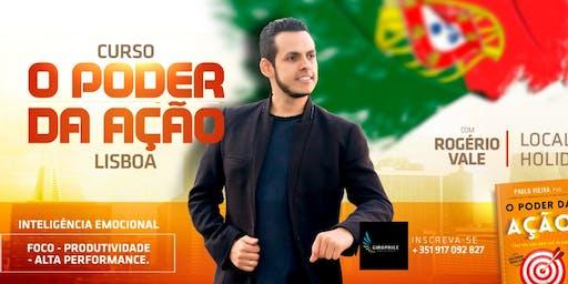 Curso O Poder da Ação - Coach Rogério Vale  Lisboa