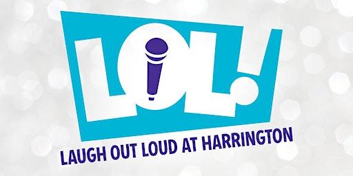 Laugh Out Loud at Harrington