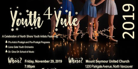 Youth 4 Yule 2019 tickets