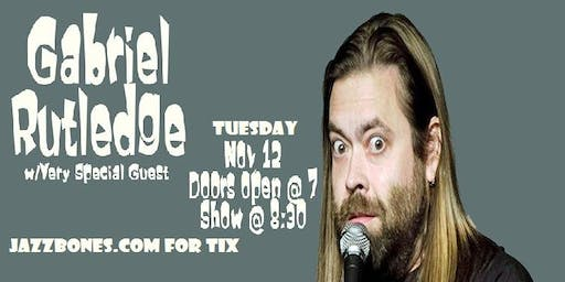 Comedy with Gabriel Rutledge