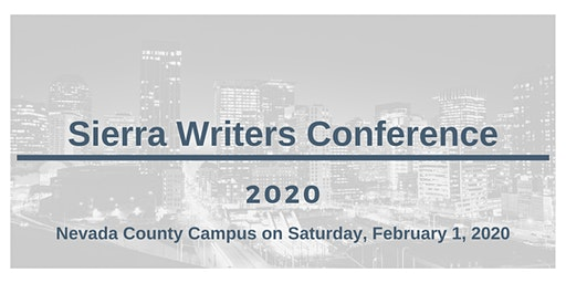 Sierra Writers Conference 2020