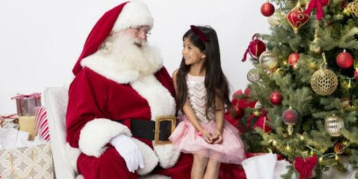 Sensory Santa