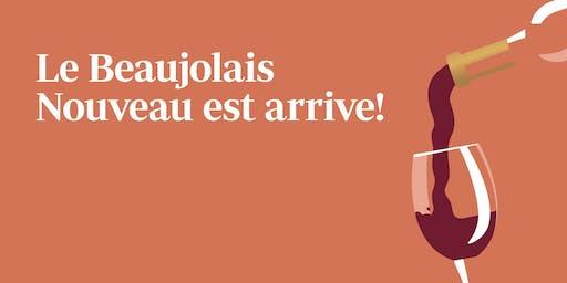 Beaujolais Nouveau Dinner