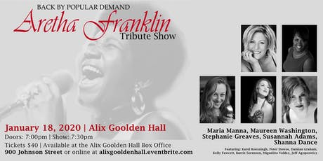 Aretha Franklin Tribute Show 2.0 tickets